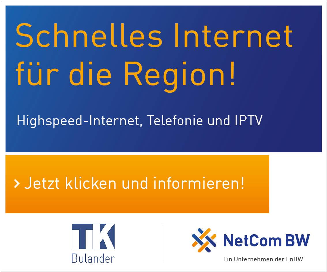 NetCom BW GmbH - schnelles Netz für Baden-Württemberg